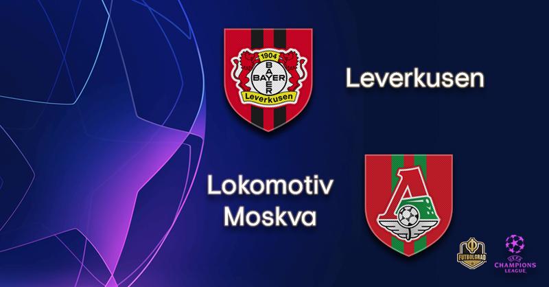 After crushing defeat to Dortmund, Bayer Leverkusen host Lokomotiv Moscow
