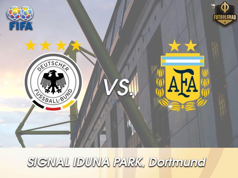 Germany vs Argentina – International Friendly – Preview