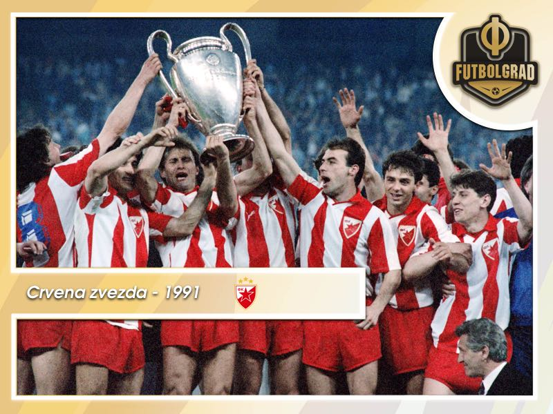 Red Star Belgrade Is Not New to the Champions League — They Won It Once