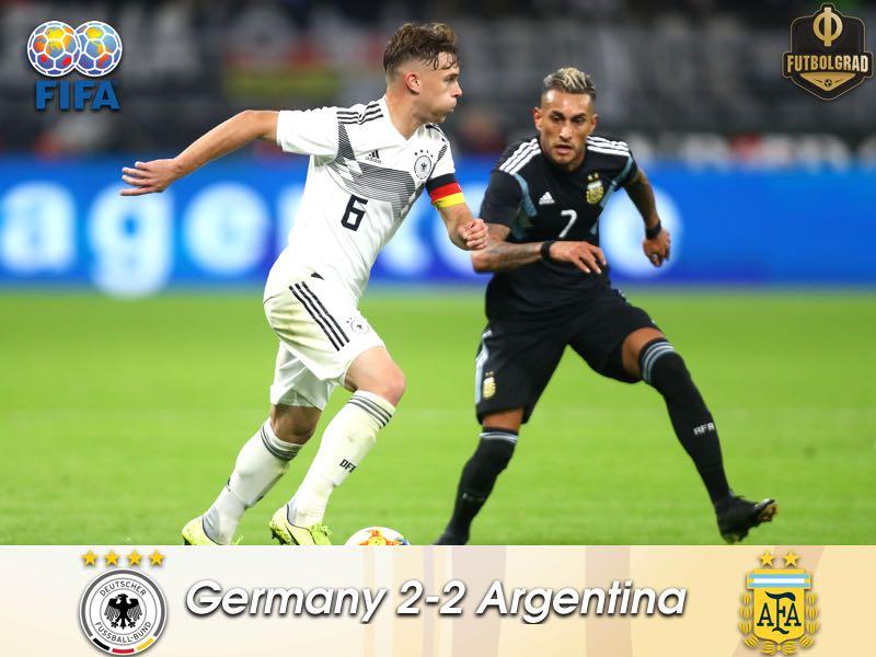 Germany v Argentina – International Friendly – Report