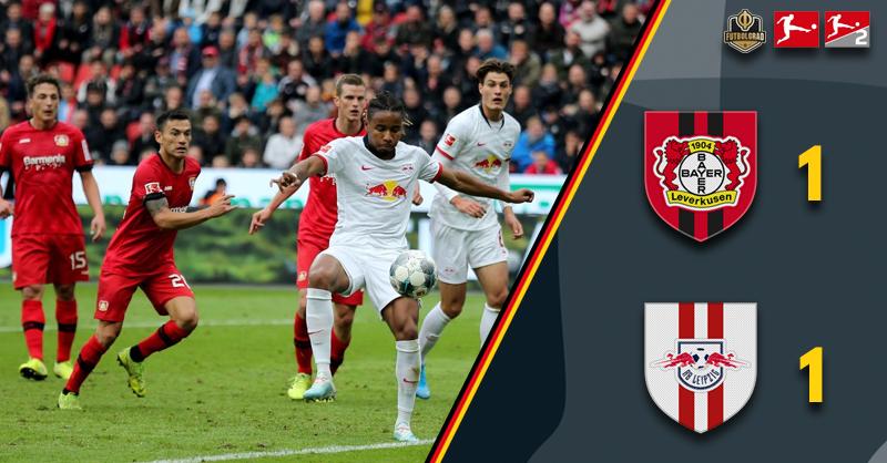 Bayer Leverkusen v Leipzig – Bundesliga – Report