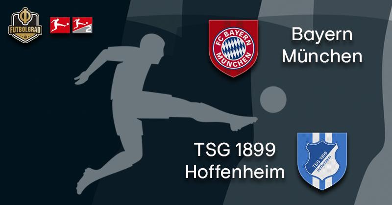 Bayern Munich vs Hoffenheim – Bundesliga – Preview