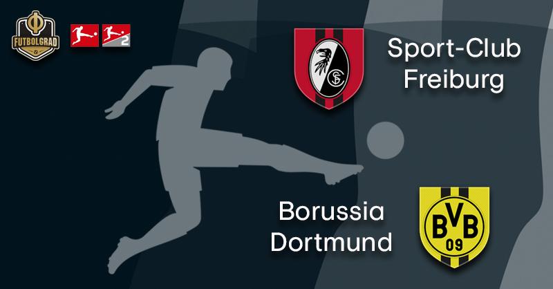 Freiburg vs Dortmund – Bundesliga – Preview