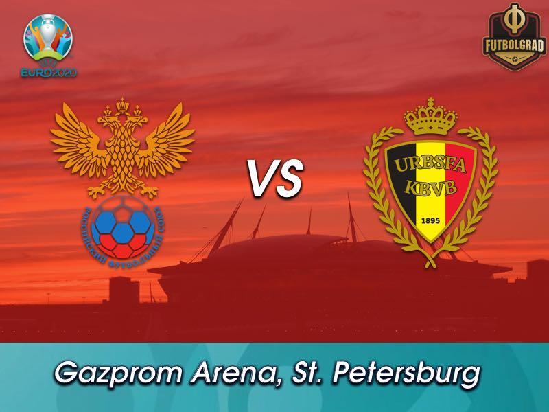 Russia want fend off Romelu Lukaku's Belgium in St. Petersburg