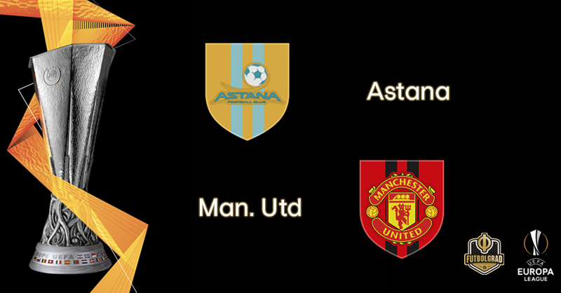 Manchester United travel to the Asian-steppe to face Astana