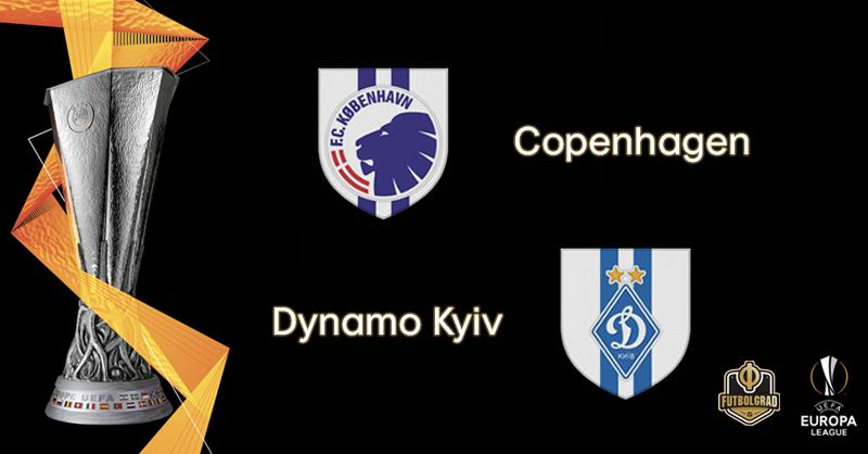 Dynamo Kyiv want to prevail in Copenhagen
