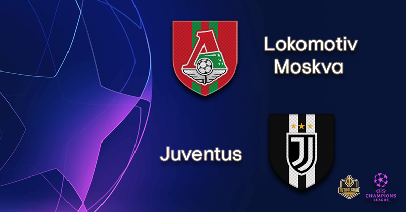 Lokomotiv Moscow want to upset Cristiano Ronaldo's Juventus