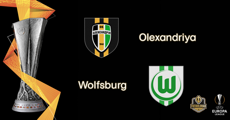 Olexandriya want to see off confident Wolfsburg