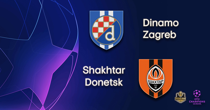 Dani Olmo leads Dinamo Zagreb against Shakhtar Donetsk