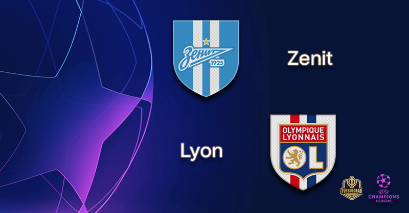 Artem Dzyuba's Zenit host Moussa Dembélé's Lyon in what will be a battle of nerves in Russia