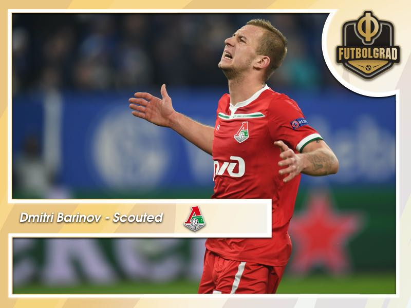 Dmitri Barinov: Lokomotiv's Enforcer Introduced