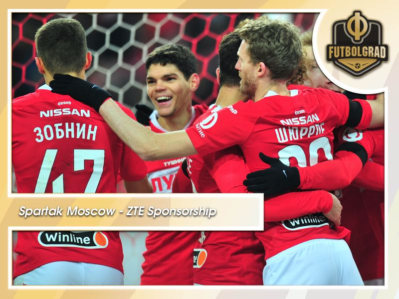 Spartak Moscow Aids China Strategy with ZTE Sponsorship