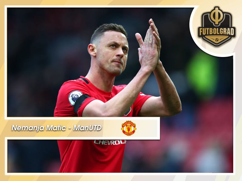 Nemanja Matic and Ole-Gunnar Solskjaer – a see-saw relationship