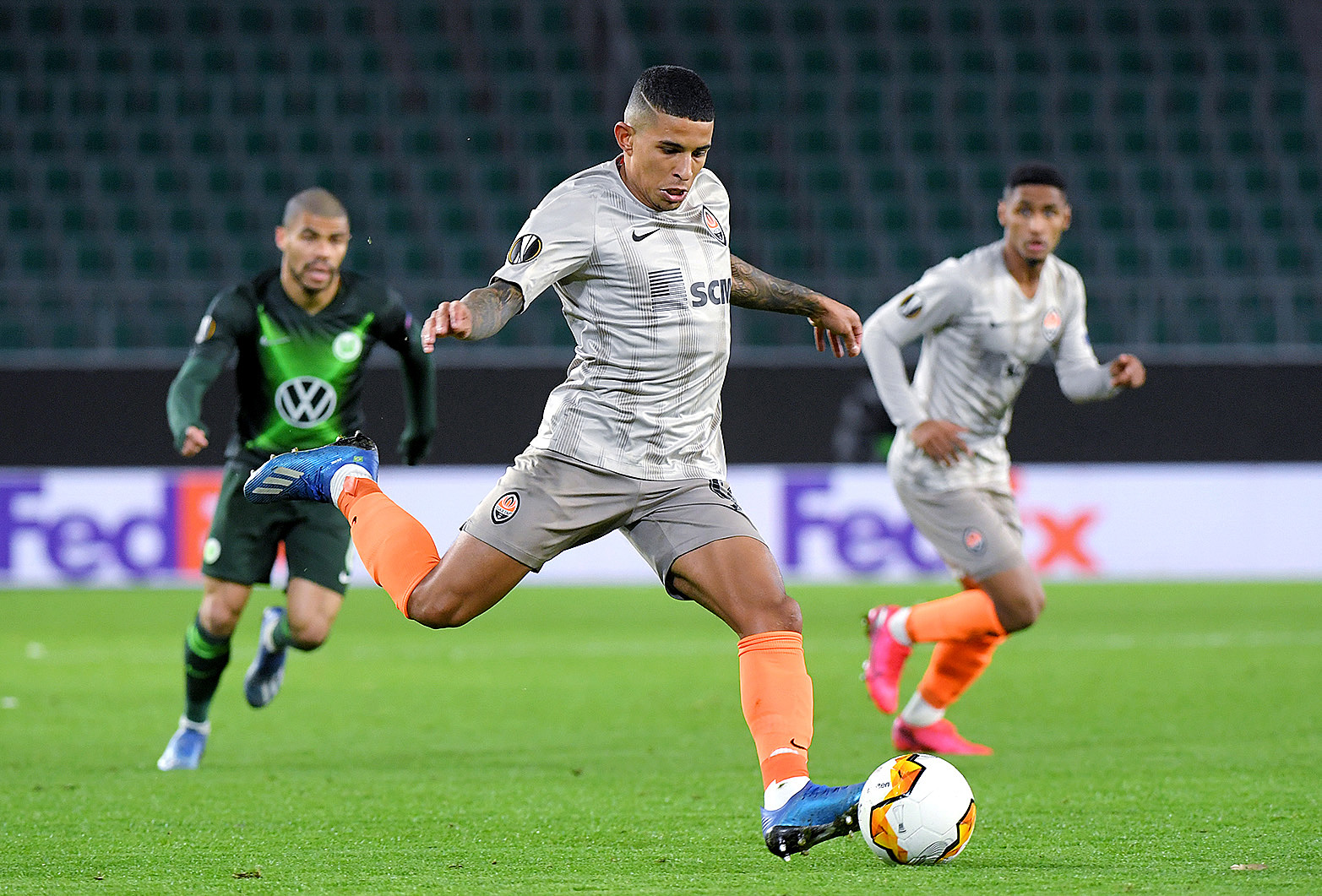 Inter Milan vs Shakhtar Donetsk – Showdown in Düsseldorf