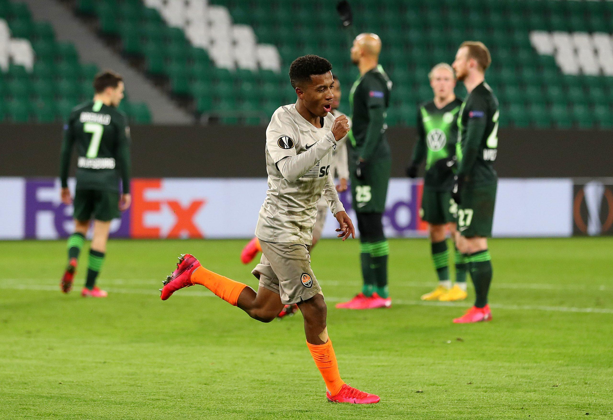 Shakhtar vs Wolfsburg