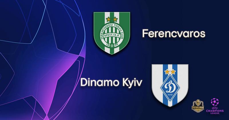 Ferencváros Earn Late Draw vs Dynamo Kyiv – Three Thoughts