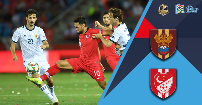 Russia vs Turkey – UEFA Nations League – Preview