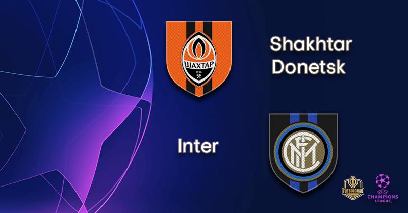 Shakhtar Donetsk vs Internazionale – Champions League – Preview