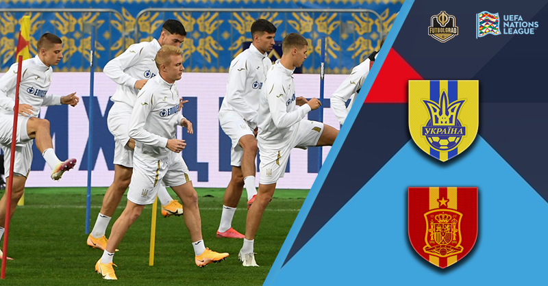 Ukraine vs Spain – Nations League – Preview
