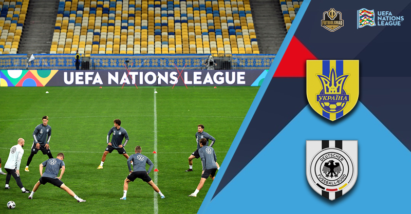 Ukraine vs Germany – Nations League – Preview