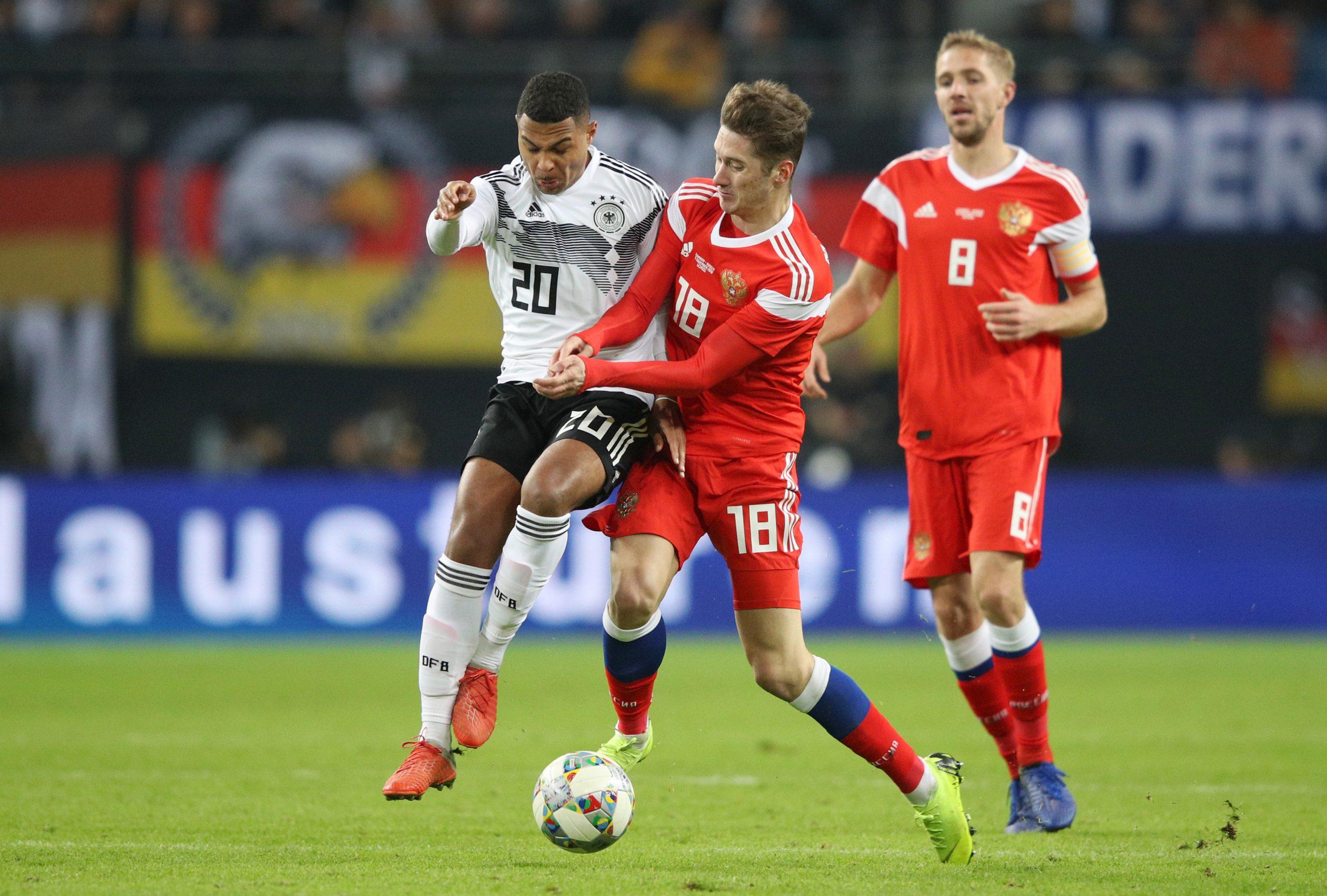 Russia v Turkey - Nations League