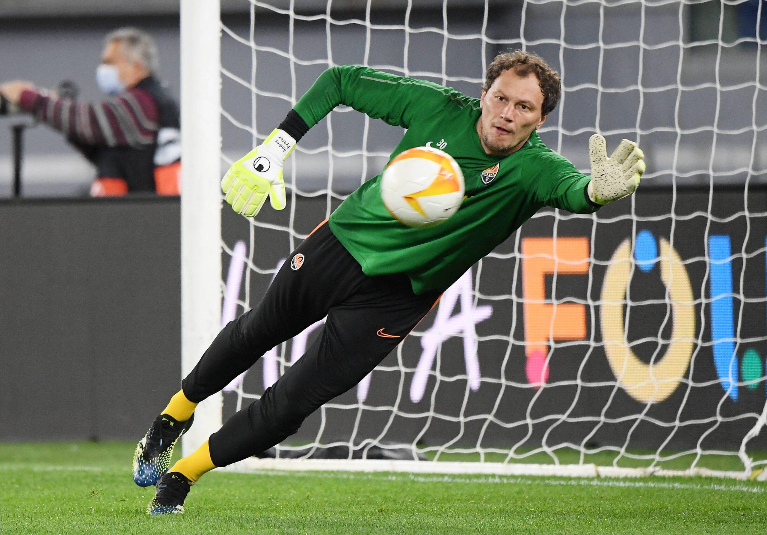 Andriy Pyatov Will Retire from International Duty Following EURO 2020