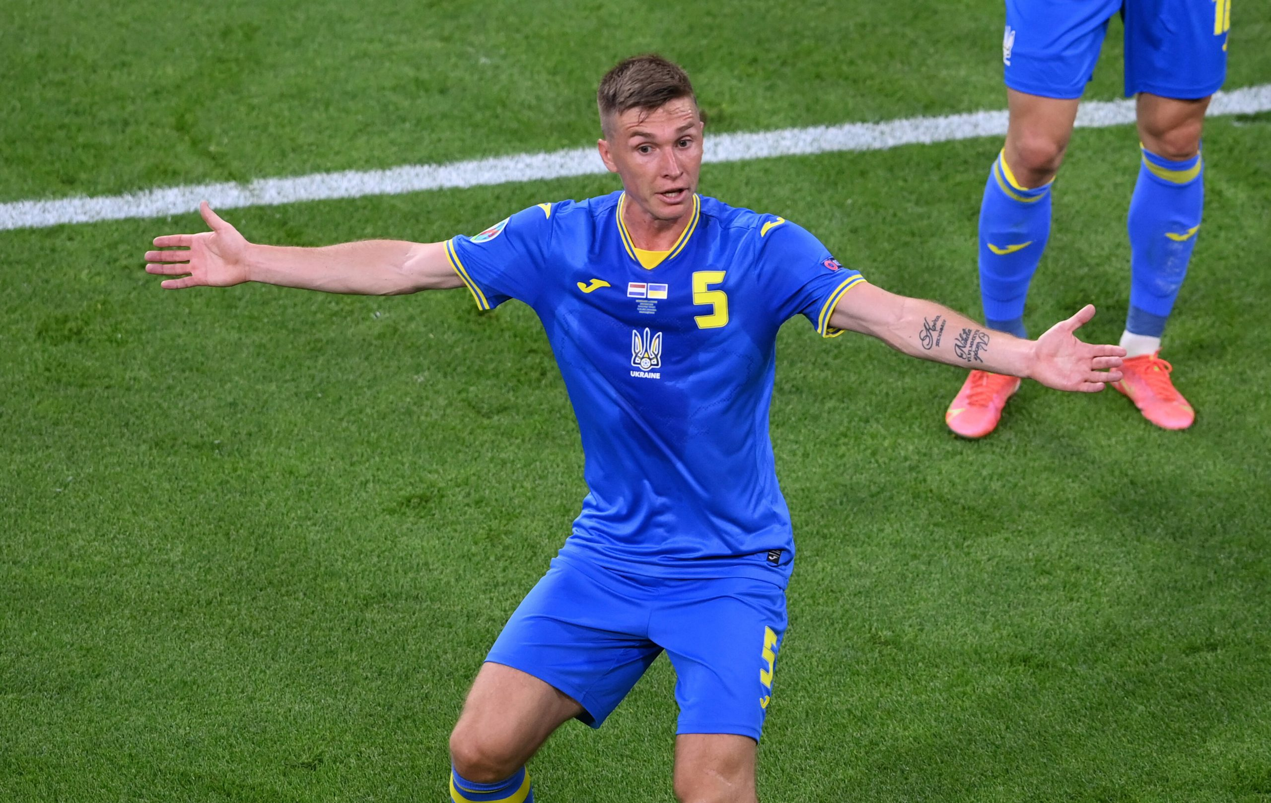 Euro 2020: Ukraine under pressure as they face North Macedonia on MD 2