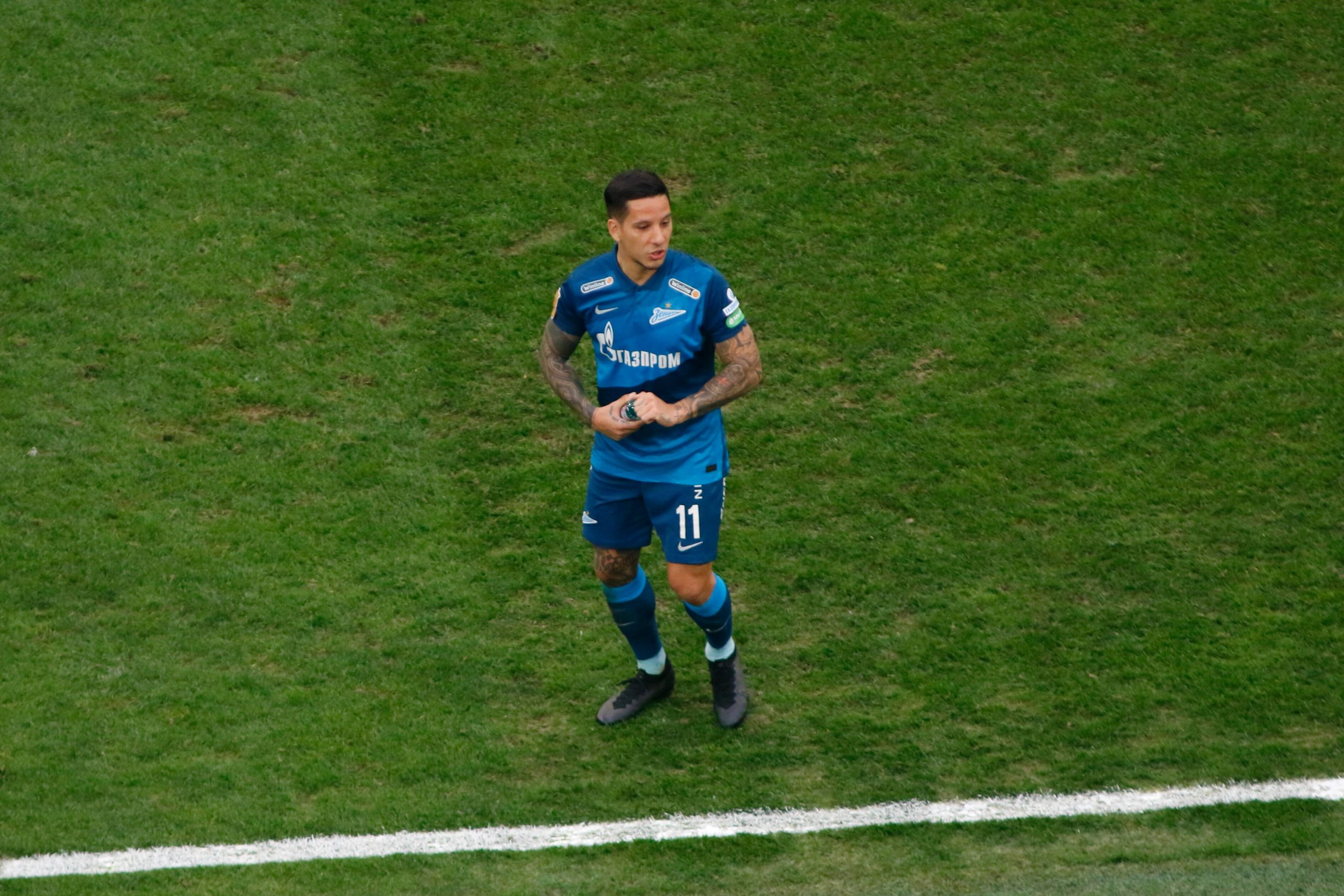 Sebastián Driussi to Austin FC – Winger from Russia with love